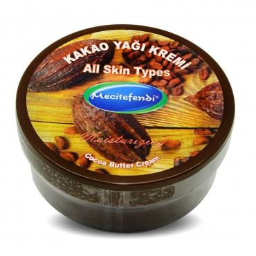 Mecitefendi Kakao Yağı Kremi (200ml) + Kakao Sabunu HEDİYELİ