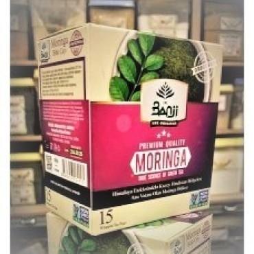 Moringa Çayı – DR. BANJİ MORİNGA TEA