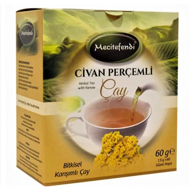Mecitefendi Civanperçemi Çayı 40lı