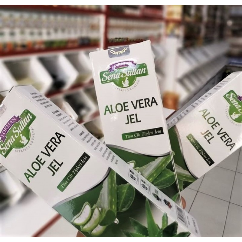 SENA SULTAN Aloe Vera Jeli 150 ml