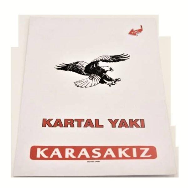 KARASAKIZ YAKISI - KARTAL YAKI