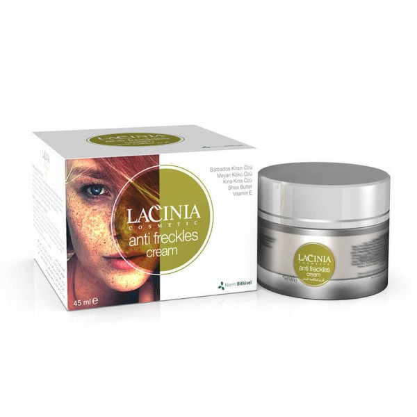 Lacinia Anti Freckles Çil Leke Kremi 45 ml