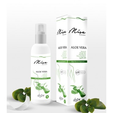 Mişa Aloe Vera B ve E Vitaminli Jel 200 ml