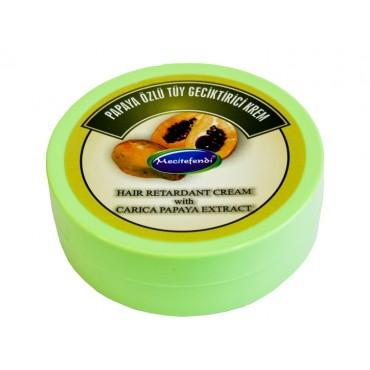 Mecitefendi Papaya Özlü Tüy Geciktirici Krem 150 ml