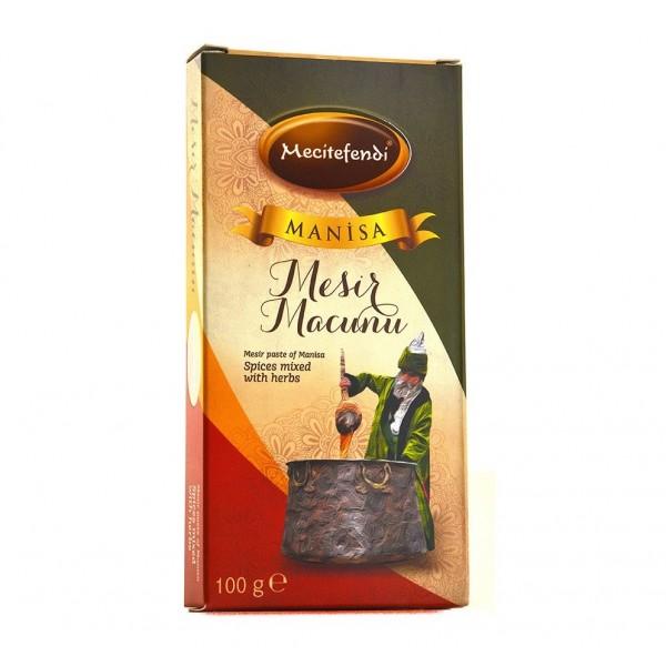 Mecitefendi Manisa Macun-i Mesir / Çubuk Mesir Macunu 5 Adet
