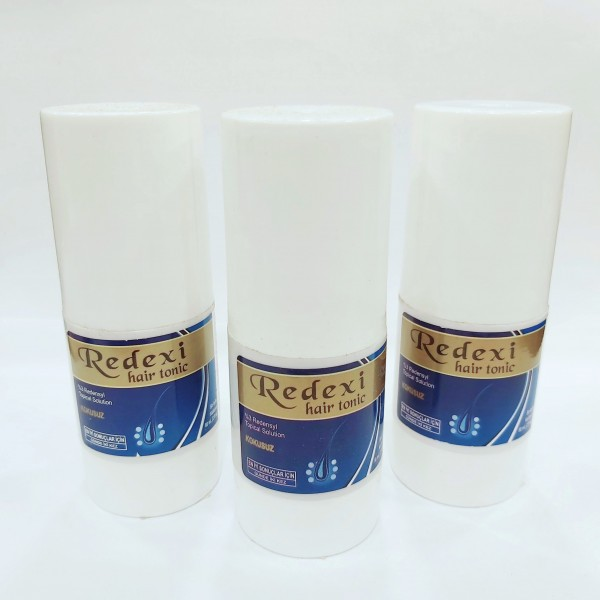 Redexi Saç Toniği / 3 Aylık Kür / Ücretsiz Kargo