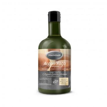 Mecitefendi Organik Argan Şampuanı 400 ml