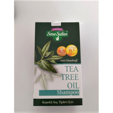 Sena Sultan TEA TREE ŞAMPUAN - 400ml