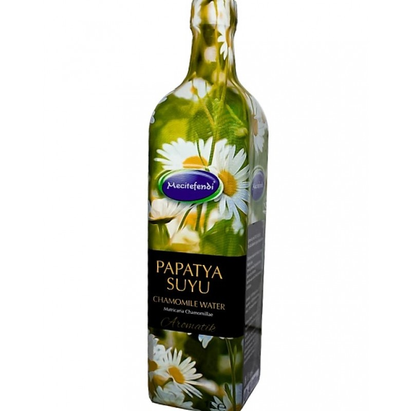 Mecitefendi Papatya Suyu 1 Litre