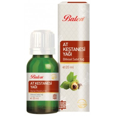 Balen At Kestanesi Yağı 20 ml