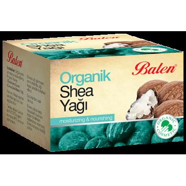 Balen Shea Yağı organik