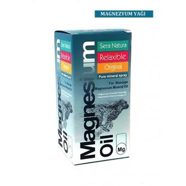 RELAXİBE MAGNEZYUM MASAJ YAĞI / Magnesiun Masage Oil