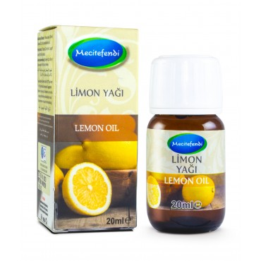 Mecitefendi Limon Yağı 20 ml