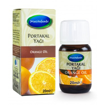 Mecitefendi Portakal Yağı 20 ml